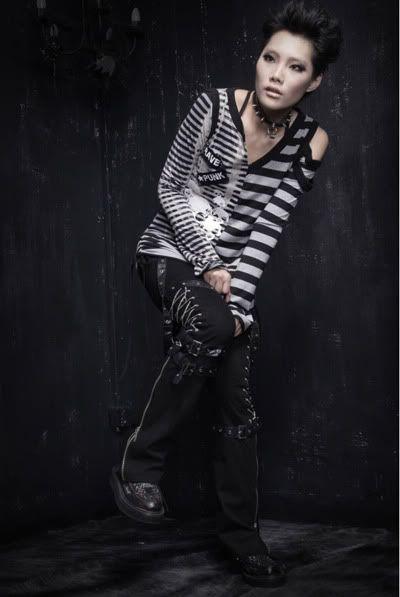 * Visual Kei Rock Goth Kera Rock Punk rave Pants