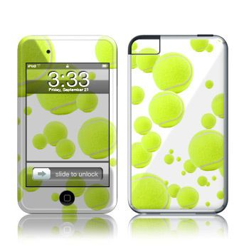 iPod Touch 2nd Generation Skin Case Cover Decal Tennis